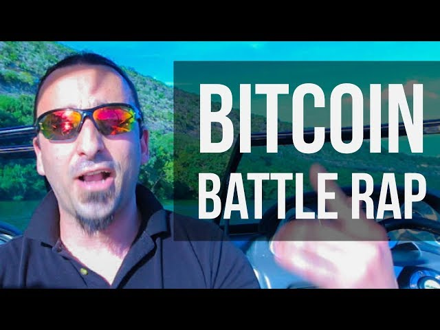 Bitcoin Battle Rap With @CryptoHustle