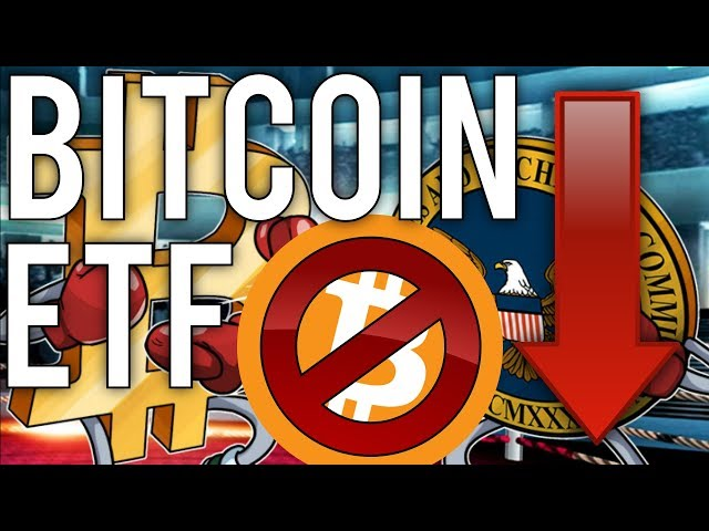 Bitcoin ETF Application Gets Denied! (Price Does Not Even Flinch)