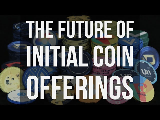 The Future of Initial Coin Offerings (ICO's)